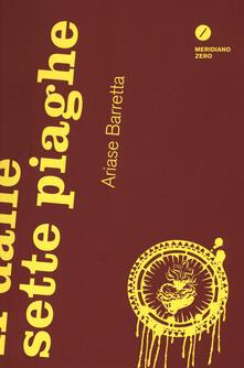 H dalle sette piaghe - Ariase Barretta - copertina