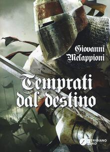 Temprati dal destino - Giovanni Melappioni - copertina