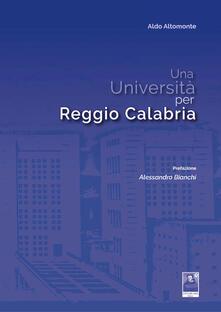 Winniearcher.com Una università per Reggio Calabria Image