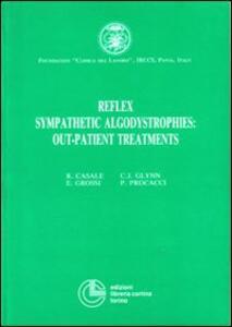 Sympathetic algodistrophies: out patient treatment