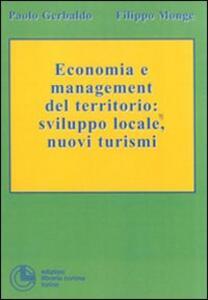 Economia e management del territorio: sviluppo locale, nuovi turismi
