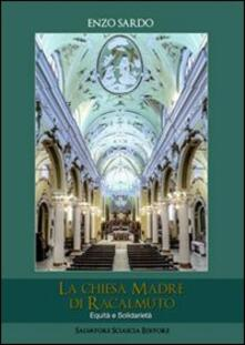 La chiesa madre di Racalmuto - Enzo Sardo - copertina