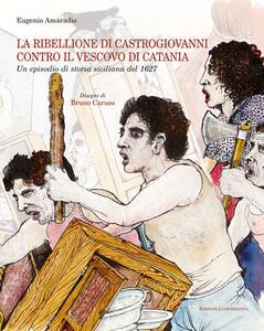 Ribellione di Castrogiovanni contro il vescovo di Catania