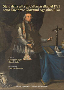 Stato della città di Caltanissetta nel 1731 sotto l'arciprete Giovanni Agostino Riva