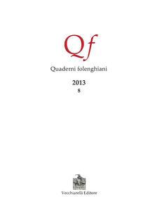 Radiospeed.it Quaderni folenghiani (2013). Vol. 8 Image