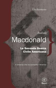 La seconda guerra civile americana.pdf