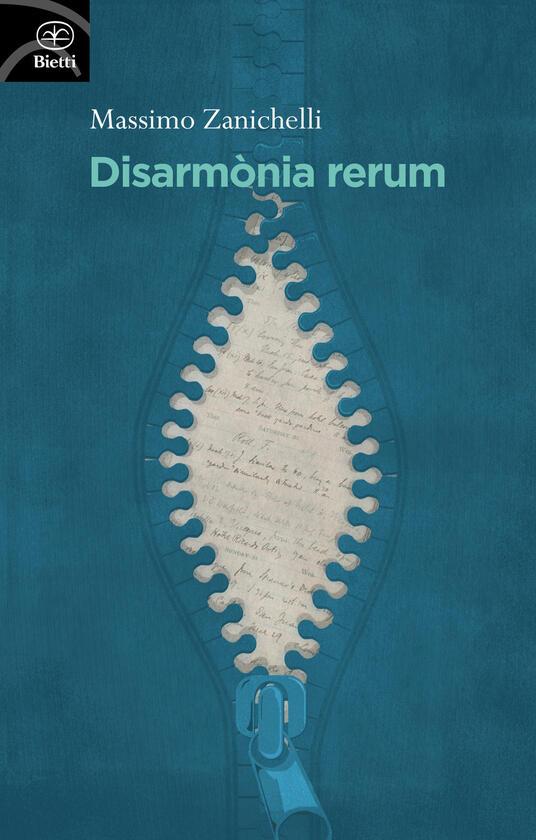 Disarmònia rerum o dell'insignificanza - Massimo Zanichelli - copertina
