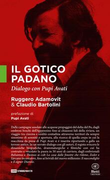 Premioquesti.it Il gotico padano. Dialogo con Pupi Avati Image