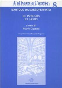 De insigniis et armis. Il primo trattato di araldica medievale