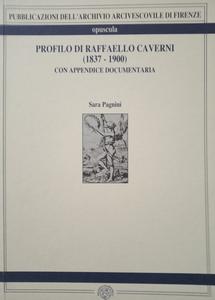 Profilo di Raffaello Caverni
