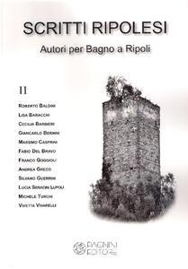 Scritti ripolesi. Autori per Bagno a Ripoli