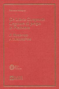 De Libris compactis. Legature di pregio in Piemonte. Il Monferrato e l'alessandrino