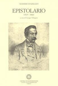 Epistolario (1819-1866). Vol. 5: 8 maggio 1849-31 dicembre 1849.
