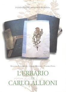 Ipabsantonioabatetrino.it L' erbario di Carlo Allioni. Con CD-ROM Image