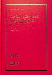 De libris compactis. Legature di pregio in Piemonte. Torino