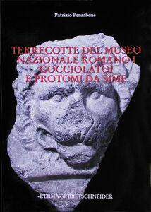 Terrecotte del Museo nazionale romano. Catalogo. Vol. 1: Gocciolatoi e protomi da Sime.
