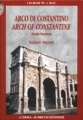 Arco di Costantino. CD-ROM
