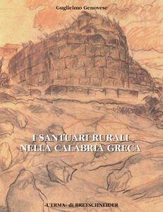 I santuari rurali nella Calabria greca