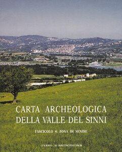 Carta archeologica valle del Sinni. Vol. 4: Zona di Senise.