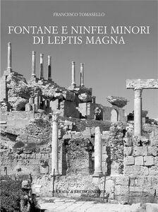 Fontane e ninfei minori di Leptis Magna