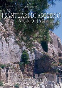 I santuari di Asclepio in Grecia