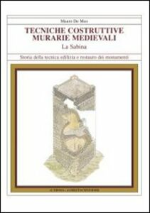 Tecniche costruttive. Murarie medievali. La Sabina