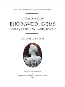 Catalogue of engraved gems. Greek, etruscan and roman