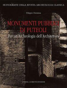 Monumenti pubblici di Puteoli