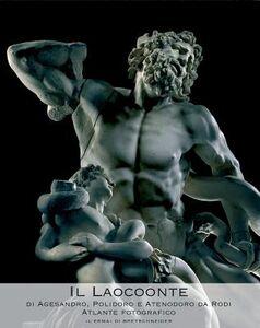 Il Laocoonte di Agesandro, Polidoro e Atenodoro da Rodi. Atlante fotografico