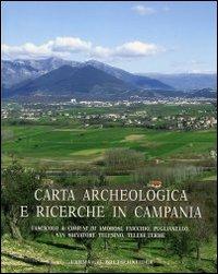Carta archeologica e ricerche in Campania. Vol. 15\4: Comuni di Amorosi, Faicchio, Puglianello, San Salvatore Telesino, Telese Terme.