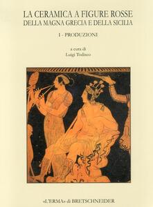 La ceramica a figure rosse della Magna Grecia e della Sicilia
