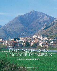 Carta archeologica e ricerche in Campania. Vol. 15\5: Comune di Venafro.
