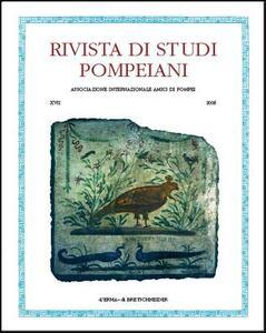 Rivista di studi pompeiani (2006). Vol. 17