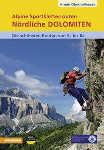 Alpine Sportkletterouten Nördliche Dolomiten