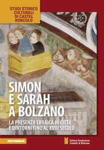 Simon e Sarah a Bolzano