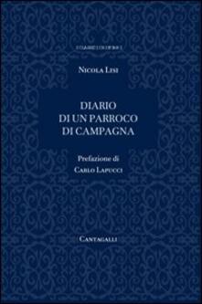 Diario di un parroco di campagna - Nicola Lisi - copertina
