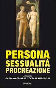 Persona sessualità procreazione