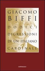 Dodici digressioni di un italiano cardinale