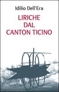 Liriche dal Canton Ticino