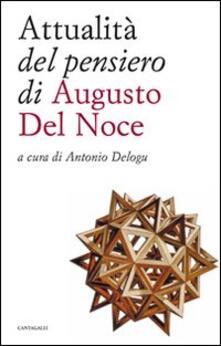 Voluntariadobaleares2014.es Attualità del pensiero di Augusto del Noce Image