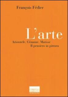 Antondemarirreguera.es L' arte. Aristotele, Cézanne, Matisse. Il pensiero in pittura Image