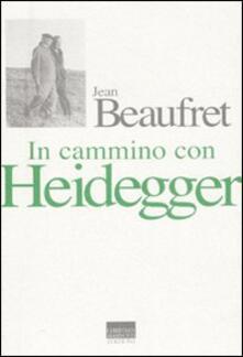 Warholgenova.it In cammino con Heidegger. Conversazioni con Frédéric de Towarnicki Image
