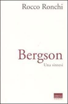 Bergson. Una sintesi.pdf