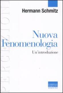 Voluntariadobaleares2014.es Nuova fenomenologia. Un'introduzione Image