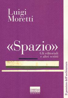 Vitalitart.it «Spazio». Gli editoriali e altri scritti Image