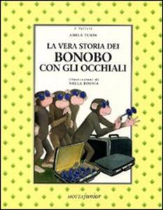 La vera storia dei Bonobo con gli occhiali
