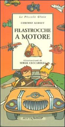 Listadelpopolo.it Filastrocche a motore. Ediz. illustrata Image