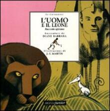 L uomo e il leone. Racconto egiziano.pdf