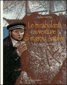 Le mirabolanti avventure di mastro Antifer