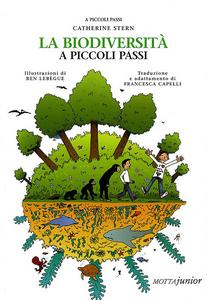 Libro La biodiversità a piccoli passi Catherine Stern